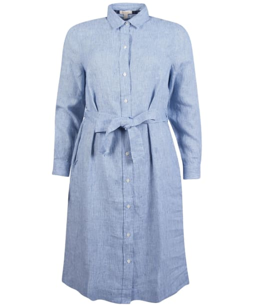 Women's Barbour Tern Dress - Chambray