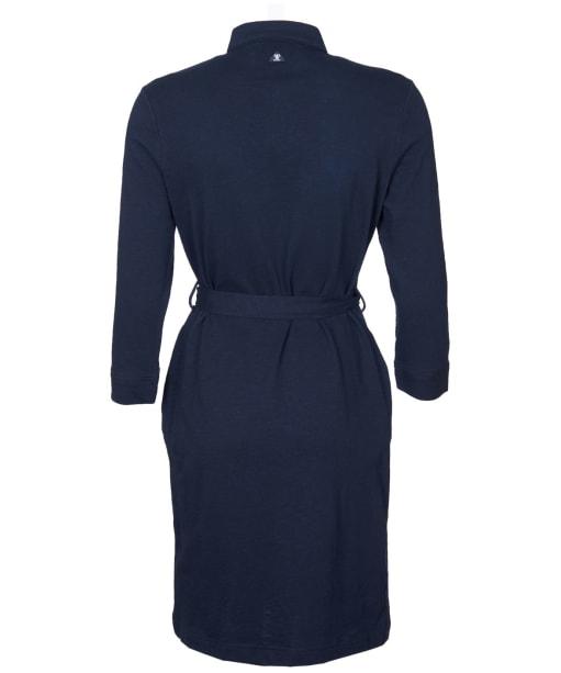 Women's Barbour Auklet Dress - Navy
