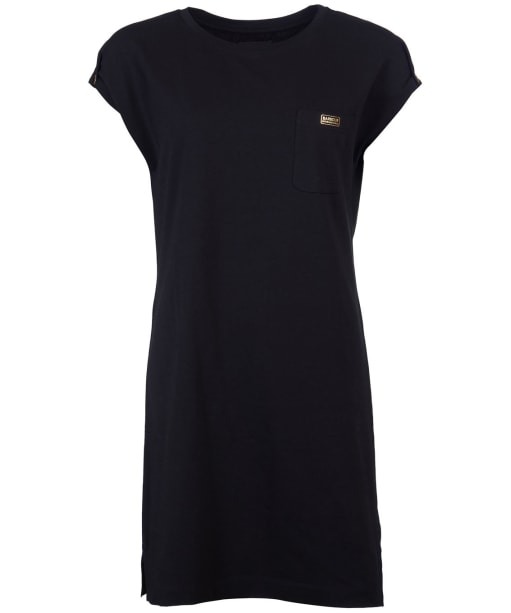 Women's Barbour International Goodwood Dress - Black