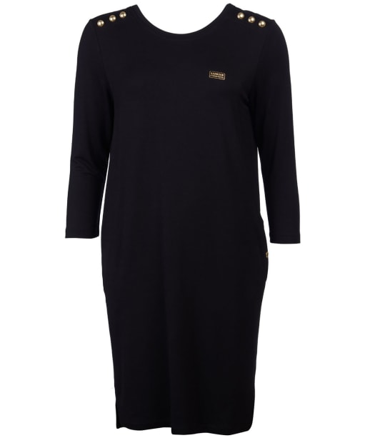 Women's Barbour International Cadwell Dress - Black