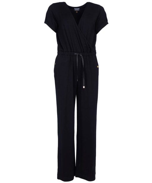 Women's Barbour International Knockhill Jumpsuit - Black