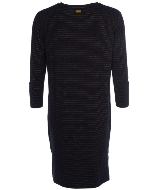 Women's Barbour International Lydden Dress - Black / Gold