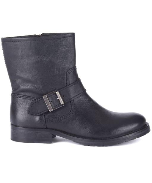 Women's Barbour International Baja Boots - Black