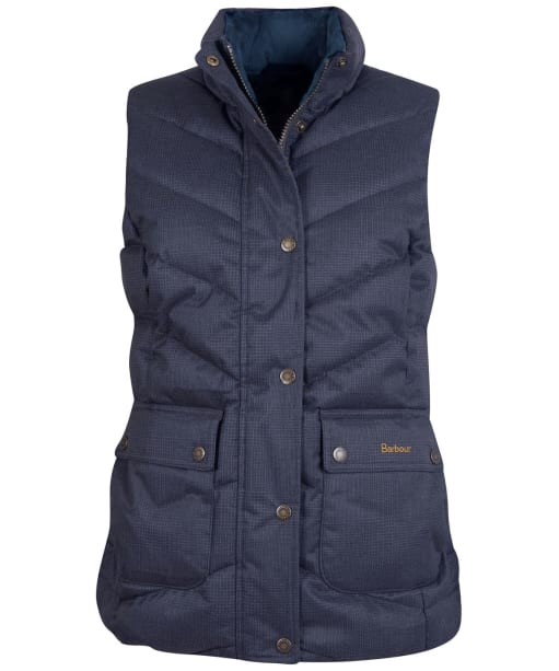 Women's Barbour Kingston Gilet - Navy
