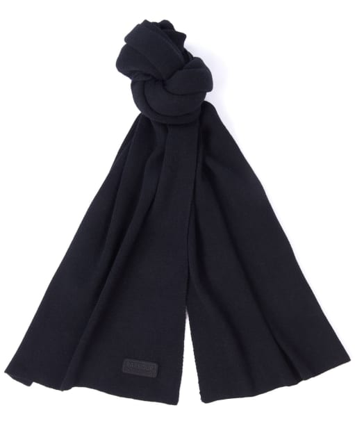 Barbour International Sensor Scarf - Black