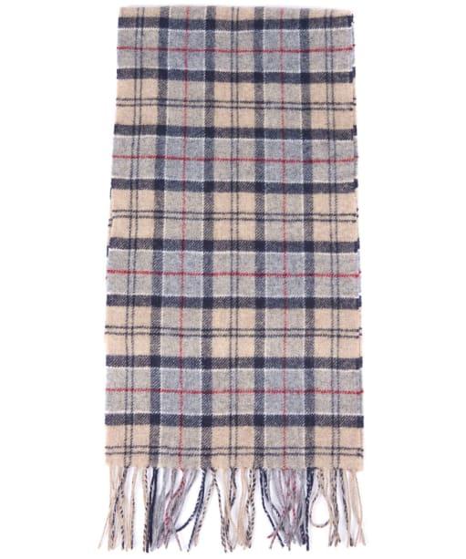 Barbour Tartan Lambswool Scarf - New Dress Tartan
