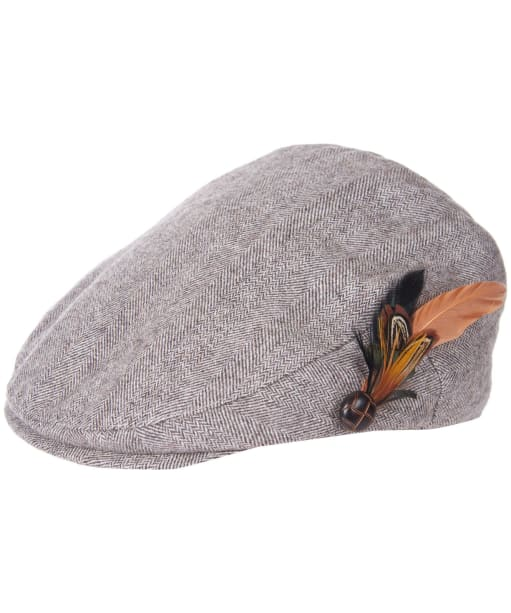 Women's Barbour Dene Flat Cap - Light Brown