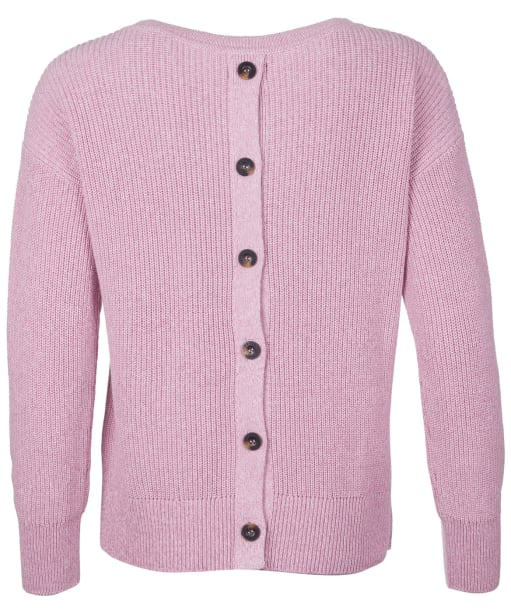 Women's Barbour Monteith Knit - Ice Rose