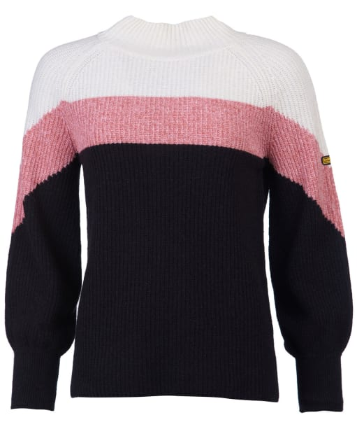 Women's Barbour International Cadwell Knit - Black
