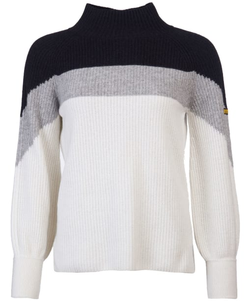 Women's Barbour International Cadwell Knit - Calico