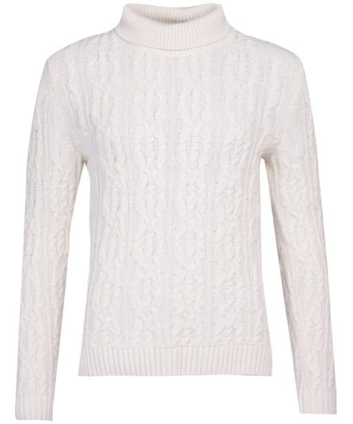Women's Barbour Burne Knit - Cream