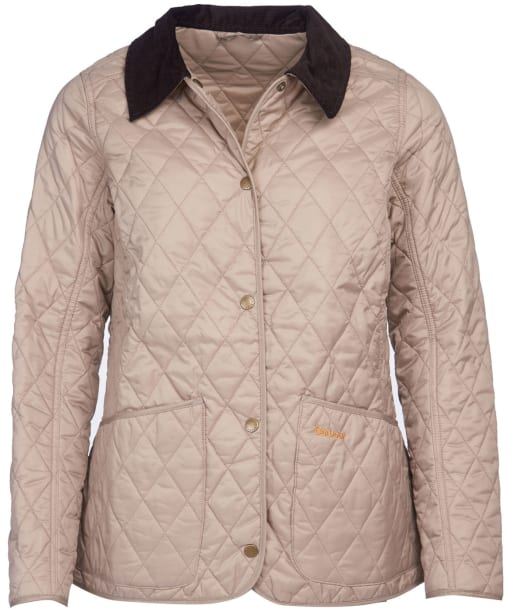 Women's Barbour Annandale Quilted Jacket - Light Trench