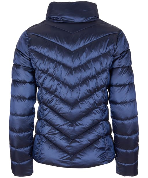 Women's Barbour Monteith Quilted Jacket - Blue Indigo