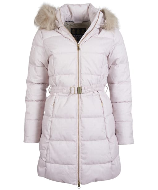 Women's Barbour Oykel Quilted Jacket - Mist