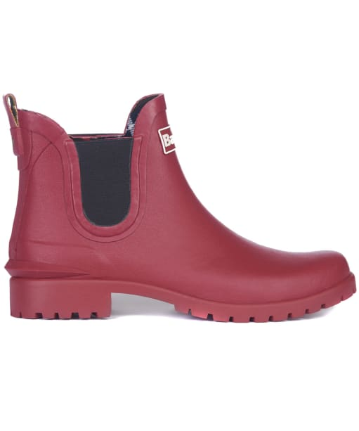 Wilton Chelsea Welly - Burnt Red