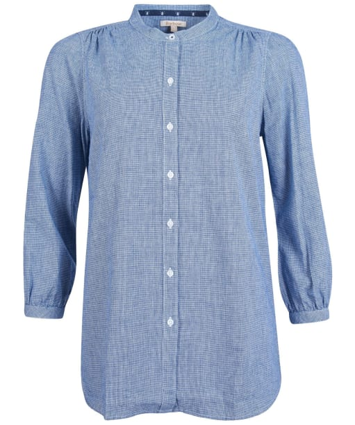 Women's Barbour Petrel Shirt - Navy