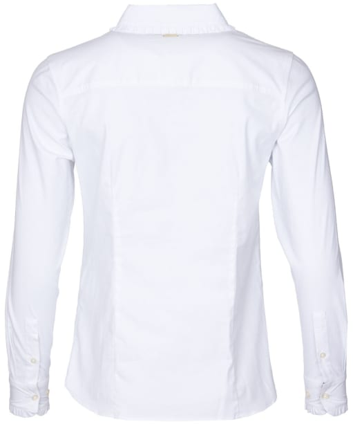 Women's Barbour Ridley Shirt - White