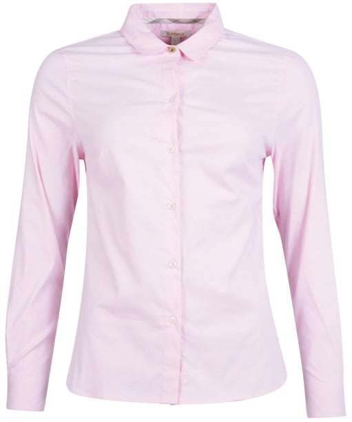 Women's Barbour Pearson Shirt - Pale Pink
