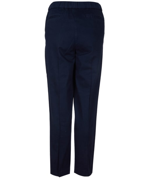 Women's Barbour Monteith Trousers - Navy