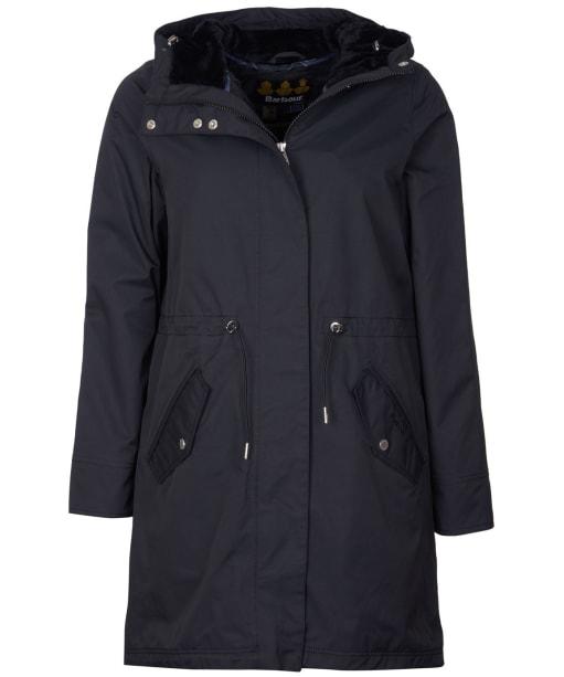 Women's Barbour Perthshire Waterproof Jacket - Black