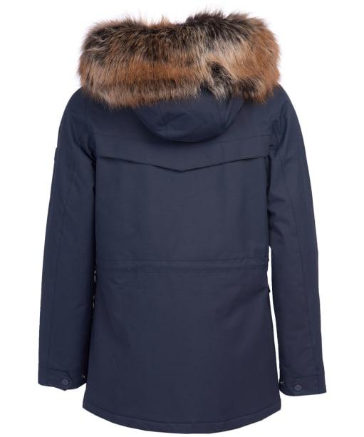 Women's Barbour Bournemouth Waterproof Jacket - Dark Navy