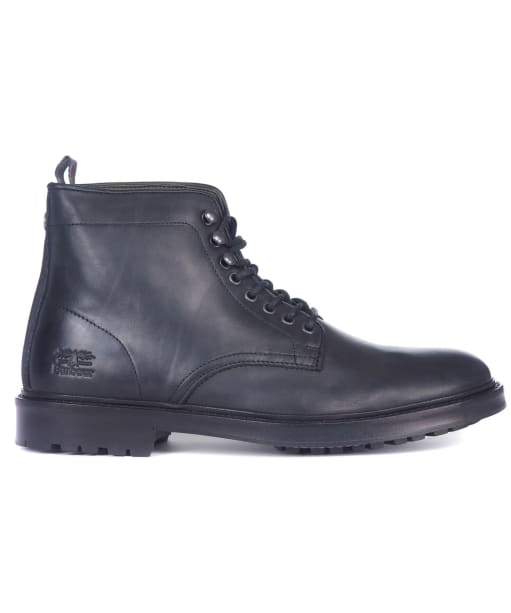 Men's Barbour Seaburn Derby Boots - Black
