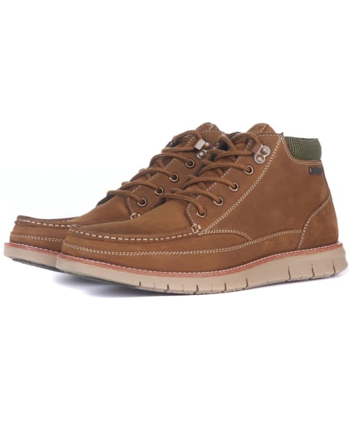 Men's Barbour Victory Chukka Boots - Brown
