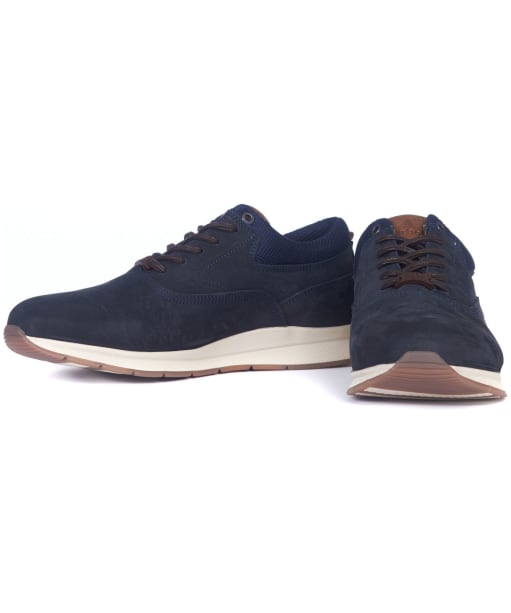 Men's Barbour Langley Boots - Navy