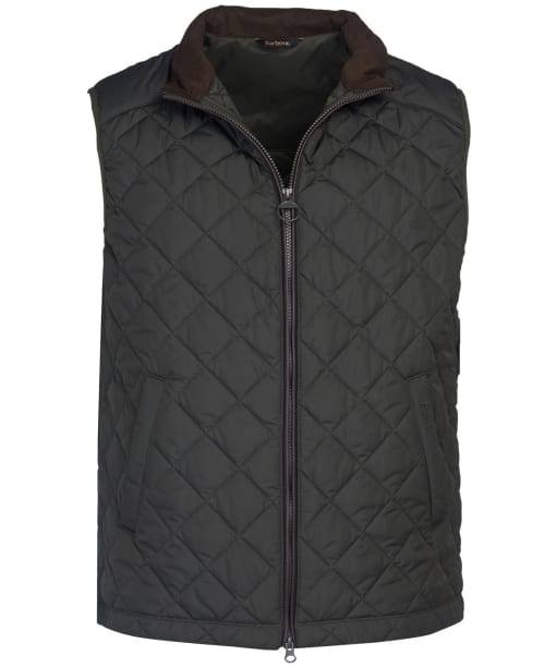 Men's Barbour Gillmark Gilet - Dark Green