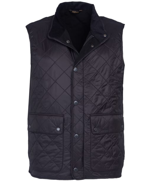 Men's Barbour Rosemount Gilet - Black