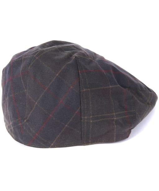 Men's Barbour Tartan Wax Cap - Classic Tartan