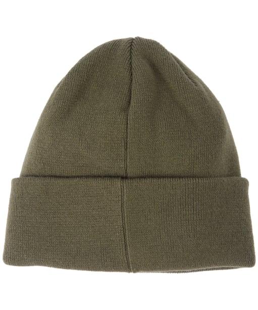 Men's Barbour Swinton Beanie Hat - Olive