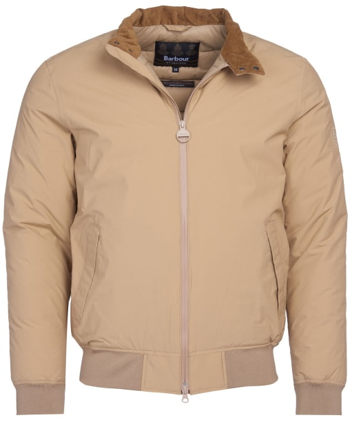 Men's Barbour International Steve McQueen Arlington Waterproof Jacket - Trench