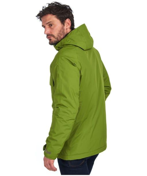 Men's Barbour Deptford Waterproof Jacket - Bulrush