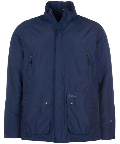 Men's Barbour Benson Waterproof Jacket - Navy