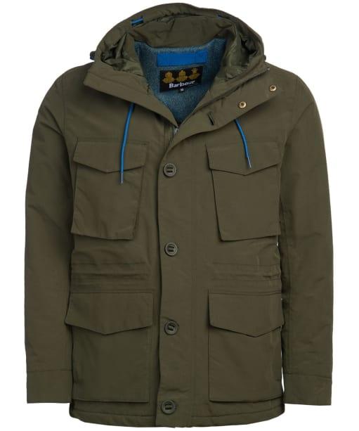 Men's Barbour Zopel Waterproof Jacket - Sage