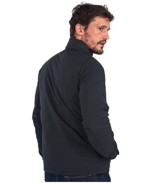 Men's Barbour Amersham Waterproof Jacket - Black