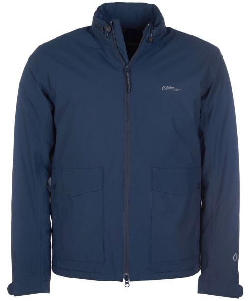 Men's Barbour Amersham Waterproof Jacket - Navy