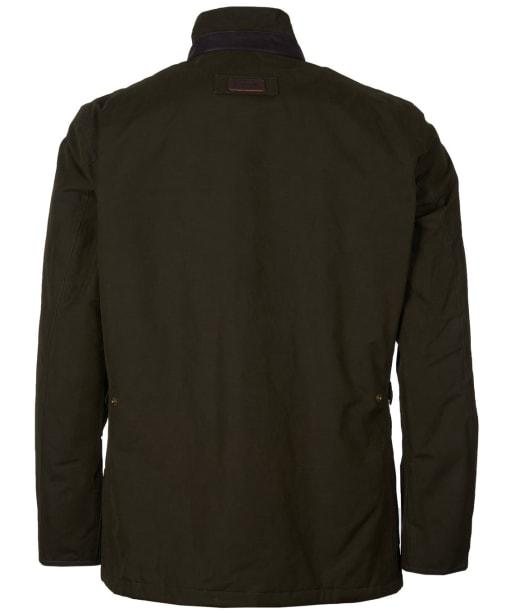 Men's Barbour Chester Waterproof Jacket - Dark Olive
