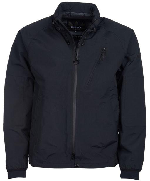 Men's Barbour International Mayfield Waterproof Jacket - Black