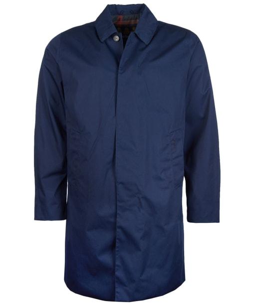 Men's Barbour Lorden Waterproof Jacket - Navy