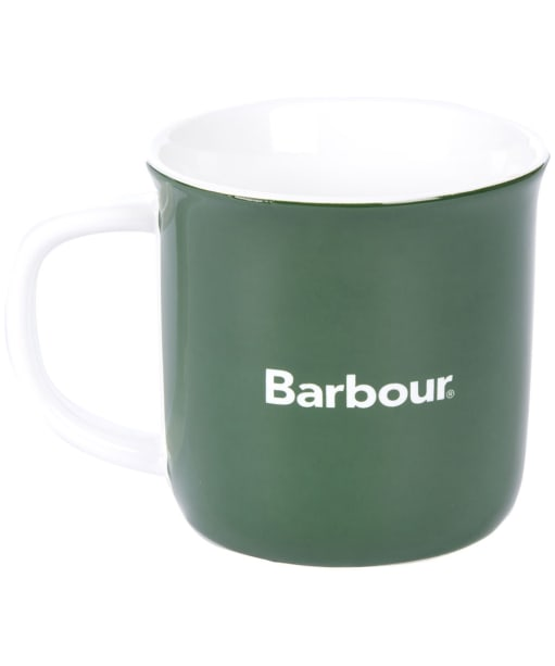 Barbour Mug - Green