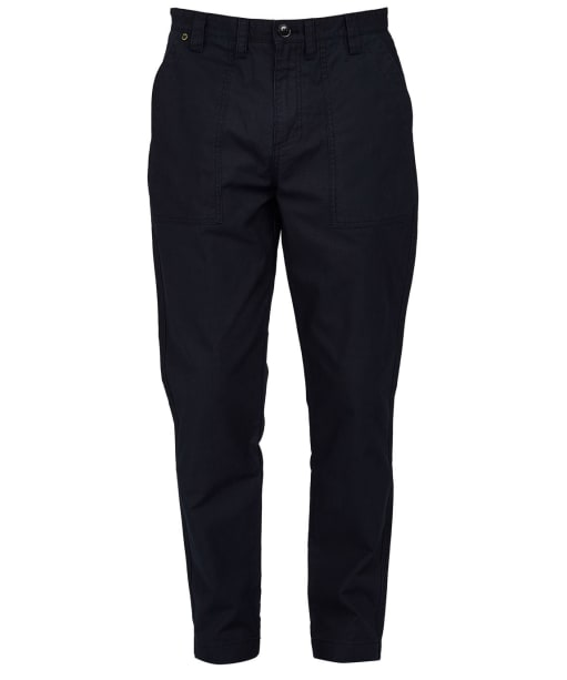 Men's Barbour International Patch Pocket Trousers - Black