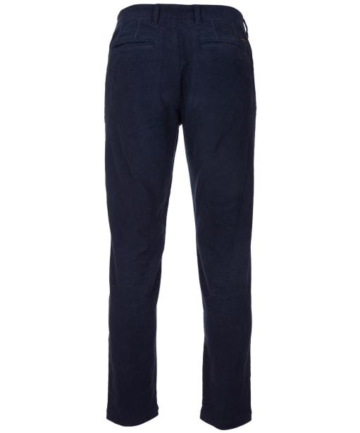 Men's Barbour Neuston Moleskin Trousers - City Navy