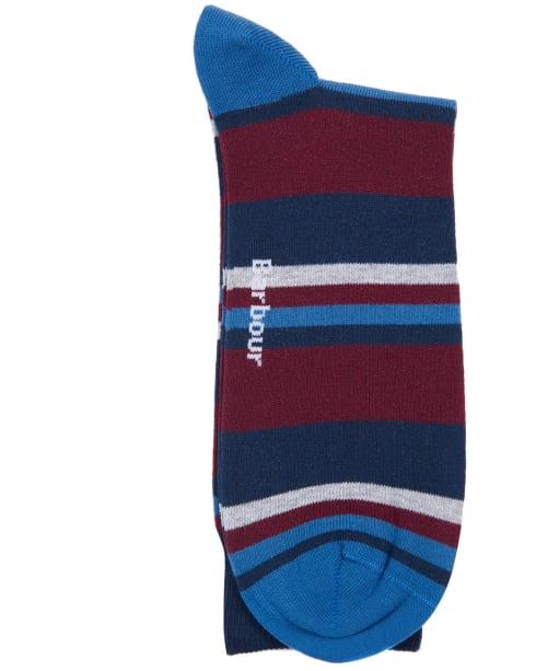 Men's Barbour Larriston Socks - Navy