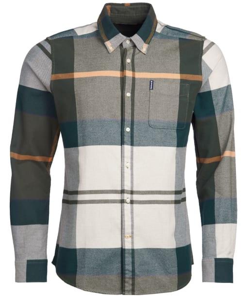 Men's Barbour Tartan 7 Tailored Shirt - Ancient Tartan