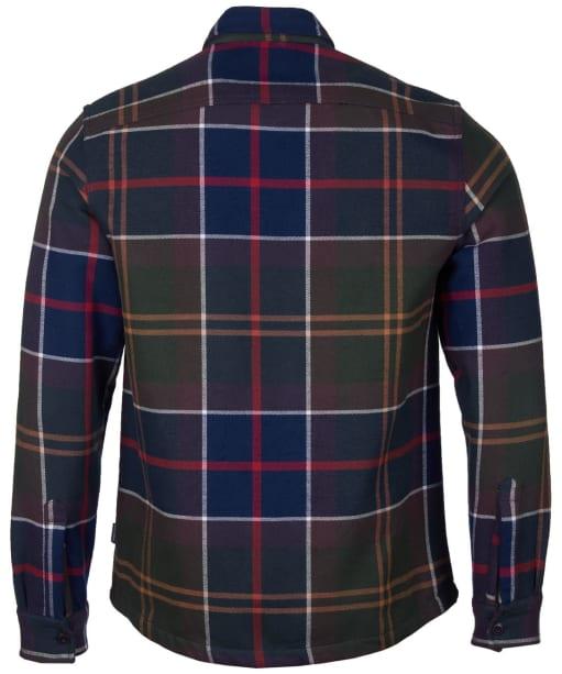 Men's Barbour Tartan Cannich Overshirt - Classic Tartan
