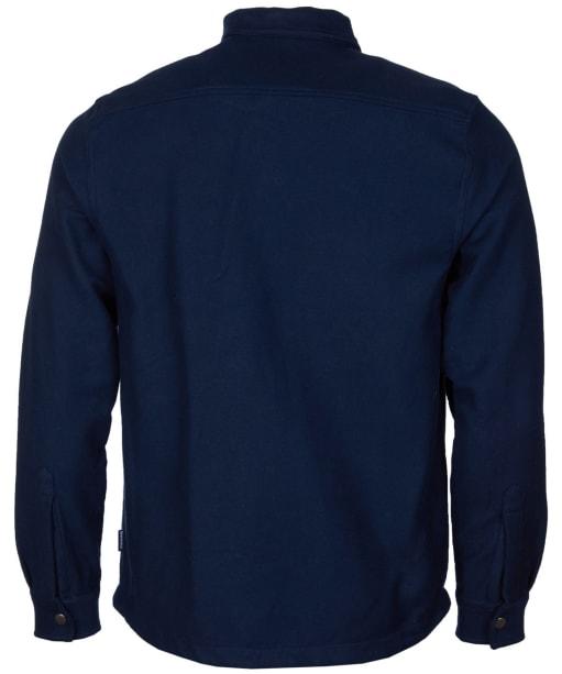 Men's Barbour Carrbridge Overshirt - Navy