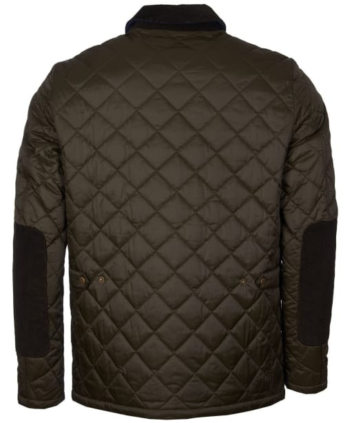 Men's Barbour Diggle Quilted Jacket - Olive / Seaweed