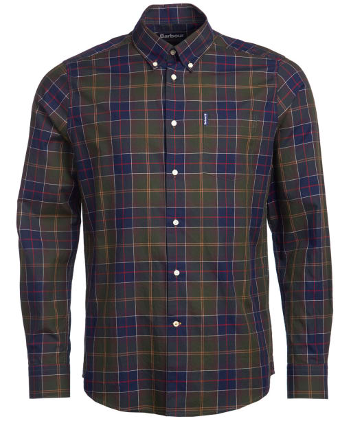 Men's Barbour Wetheram Shirt - Classic Tartan